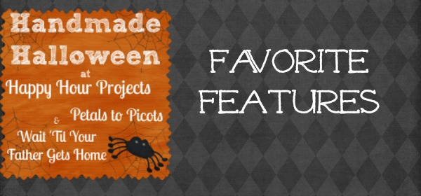 {Handmade Halloween Features}