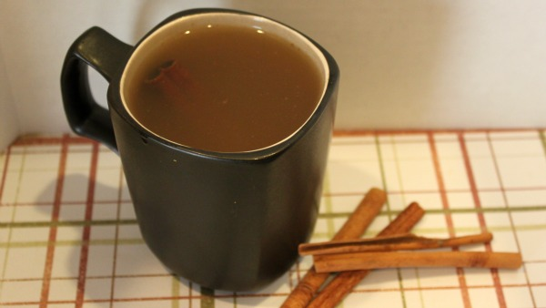 {Warm Apple Cider}