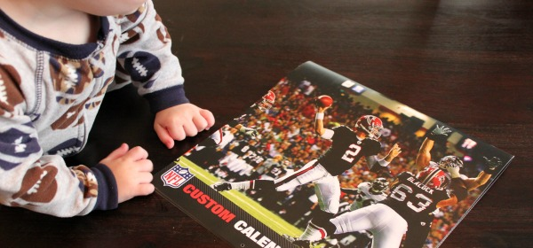 {Make a Custom NFL Calendar for the SportsFreak in Your Life}