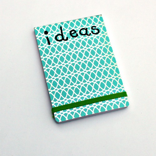 Personazlied Mini Notepads Craft Submission