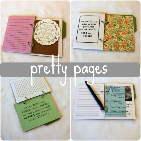 pretty pages