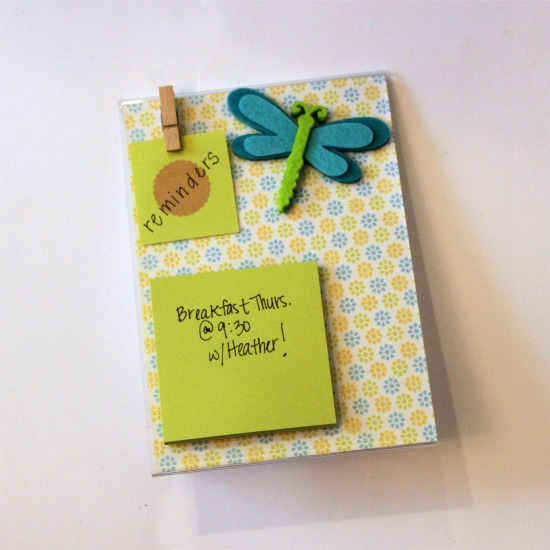 Post It Holder by WTYFGH