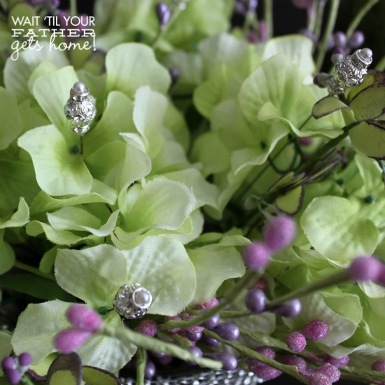 floral pins