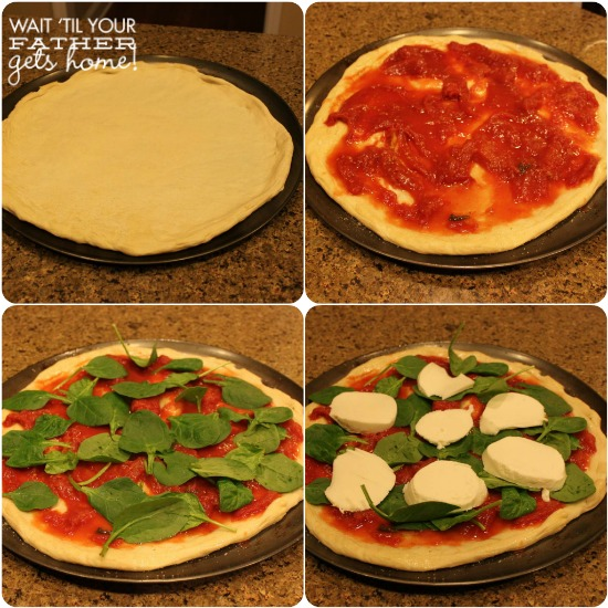 pizza process