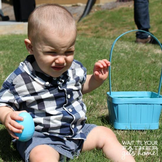 Easter Basket Ideas via Wait Til Your Father Gets Home #Easter #EasterBasket #kids #toddlers