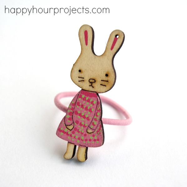 Easter Hair Ties