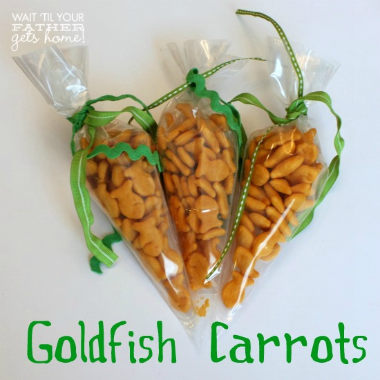 Goldfish Carrots