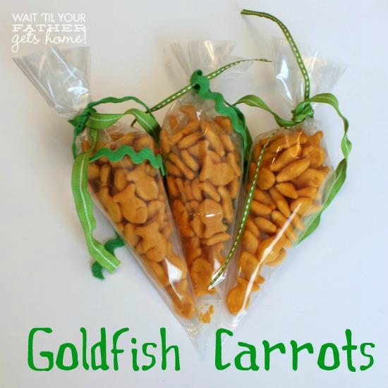 Goldfish Carrots