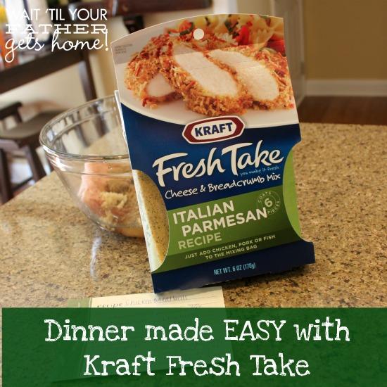 Kraft Fresh Take Kit  #FreshTake #cbias