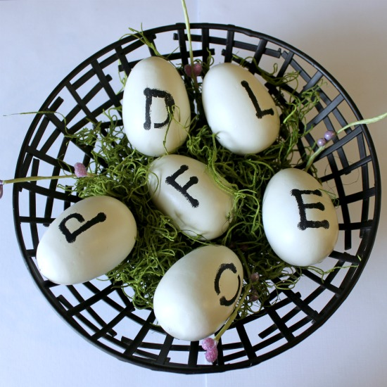 Stamped Eggs @WTYFGH