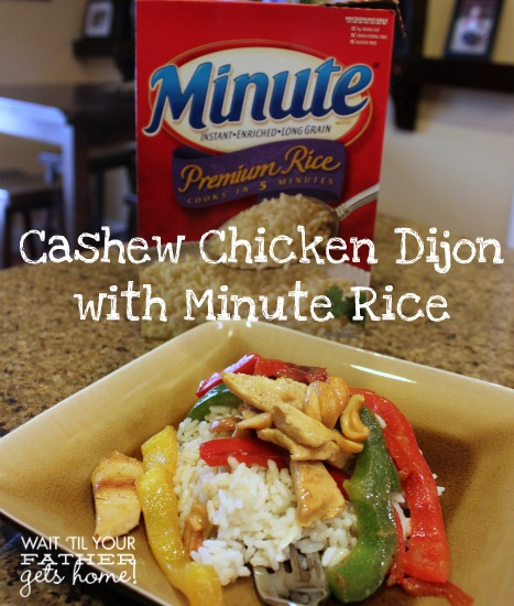 cashew chicken dijon