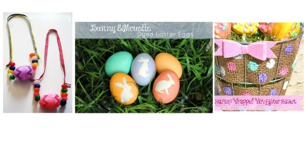 {28 Easter Basket Ideas}