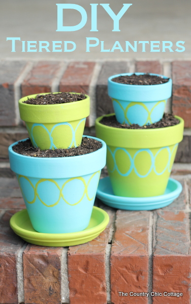 DIY Tiered Planters from The Country Chic Cottage-009