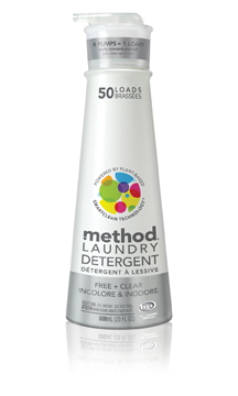 Method Laundry Detergent Free & Clear