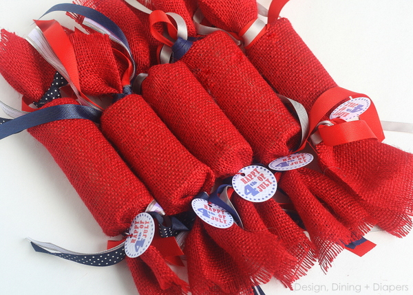 {Fourth of July Favors}