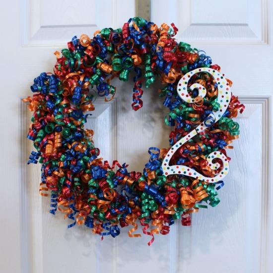 Celebration Wreath @ WTYFGH