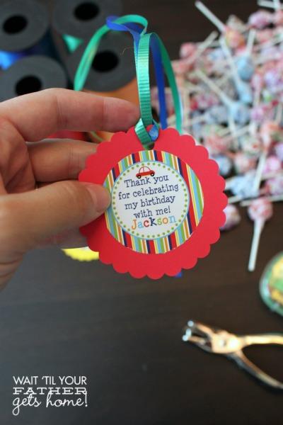 loop ribbon