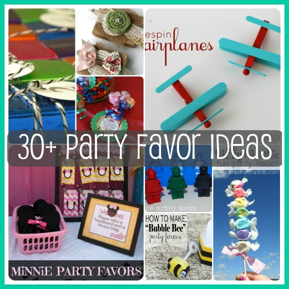 30 Party Favor Ideas to Pin Wait Til Your Father Gets Home