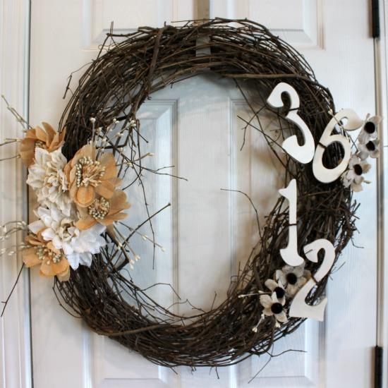 wreath @ wtyfgh