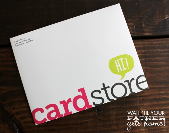Make personalized #cards with Cardstore.com via www.waittilyourfathergetshome.com #photocards #greetingcards #gifts