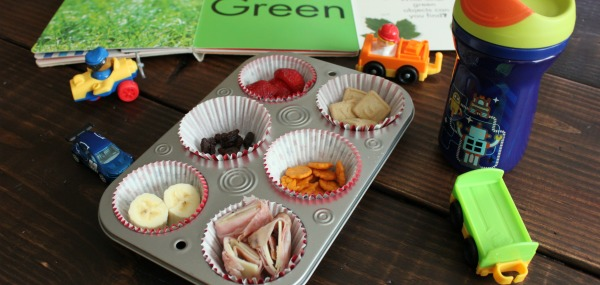 Toddler Meal Tray
