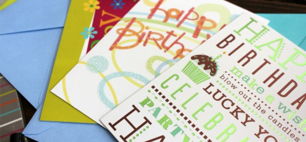 Send Birthday Smiles with Hallmark