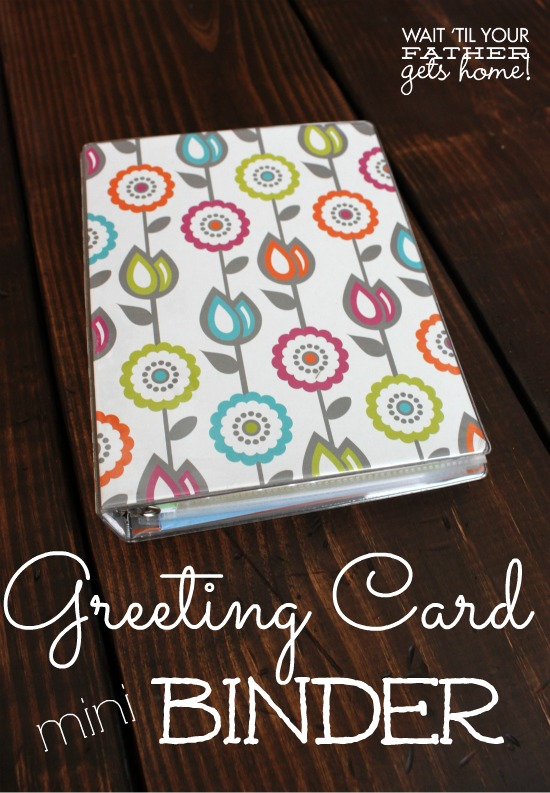 Brighten a loved ones special day by sending #BirthdaySmiles with #Hallmark greeting cards from your very own greeting card binder via www.waittilyourfathergetshome.com #shop #cbias
