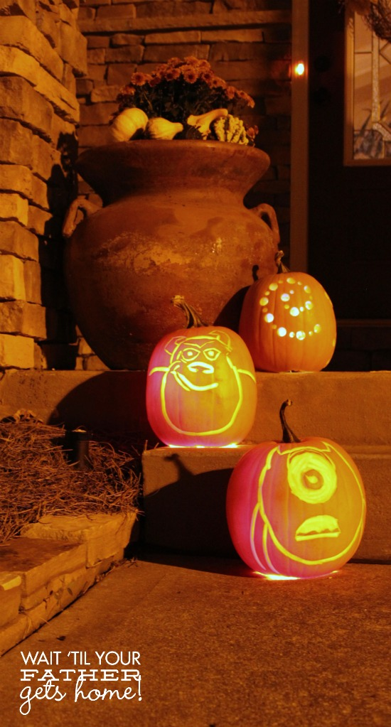 Make #pumpkin carving easy this year with #PumpkinMasterKit!  Your entire family will love joining in on the fun! via www.waittilyourfathergetshome.com