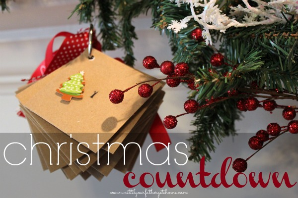 Use small kraft paper envelopes and pretty Christmas papers to create a fun and interactive #advent calendar for your entire family to enjoy via www.waittilyourfathergetshome.com #Christmas #countdown #adventcalendar