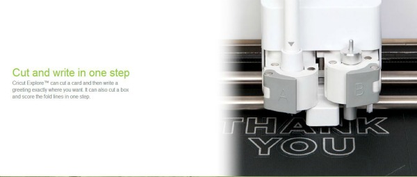 Check out all the latest and greatest details and news about the all new Cricut Explore, coming soon to HSN and stores near you via www.waittilyourfathergetshome.com