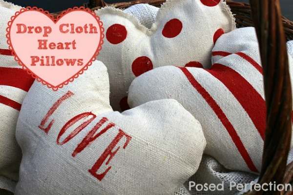 drop-cloth-heart-pillows