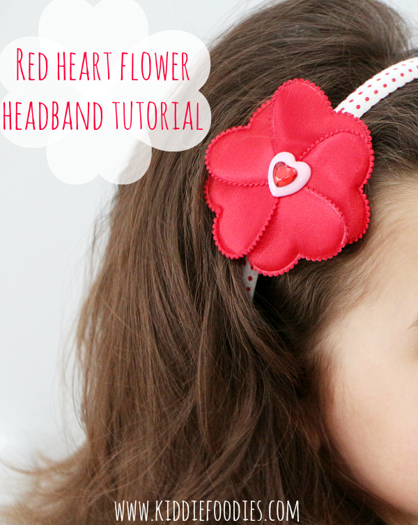 how-to-make-red-heart-flower-headband-for-st-Valentine-Day-tutorial