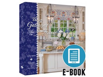 Check out the entire Gathering of Friends collection including awesome products for the kitchen, cookbooks, and ebooks.  Enter for your chance to win the entire ebook giveaway series! #giveaway