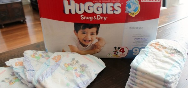 No More Diaper Disasters with Huggies Snug & Dry