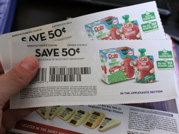 Couponing Tips for the Busy Mom from Wait Til Your Father Gets Home #couponing #coupon #frugalliving #grocery