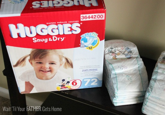 Huggies in the House
