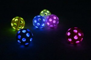 Glow in the Dark Wiffle Ball 2