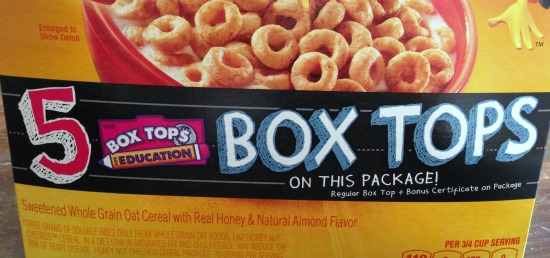 Save big with Bonus Box Tops for Education from General Mills products at Walmart this school year #BTFE #spon #Ad