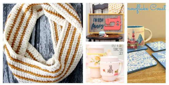 8 Pretty DIY Ideas | Monday Funday Party