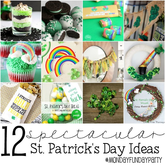 st patricks day features