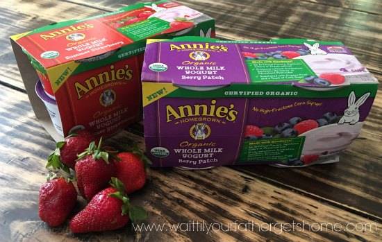 Annie's Whole Milk Yogurt at Publix