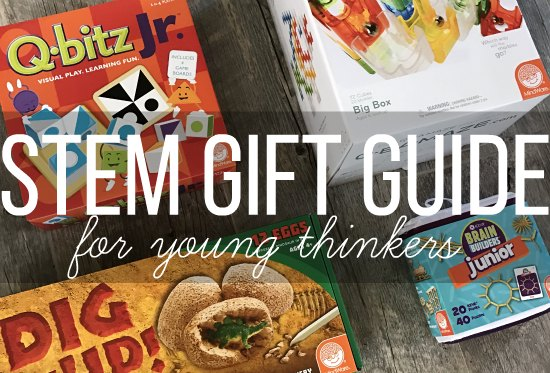 STEM Gift Guide for Young Thinkers | MindWare