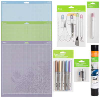 Cricut Explore Air 2 | Tools & Accessories recommendations via Wait 'Til Your Father Gets Home #CricutExplore #ExploreAir2 #Cricut #cuttingmachinetools #cuttingmachine accessories #ad #affiliate