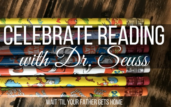 Celebrate Reading with Dr. Seuss | Oriental Trading