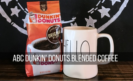 ABC Dunkin' Donuts Blended Coffee | Publix
