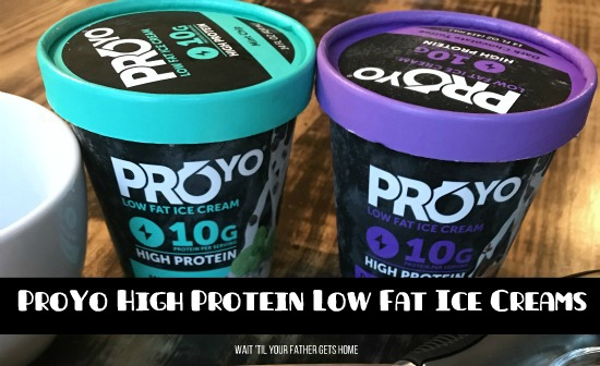 ProYo High Protein Low Fat Ice Cream Treat | Kroger