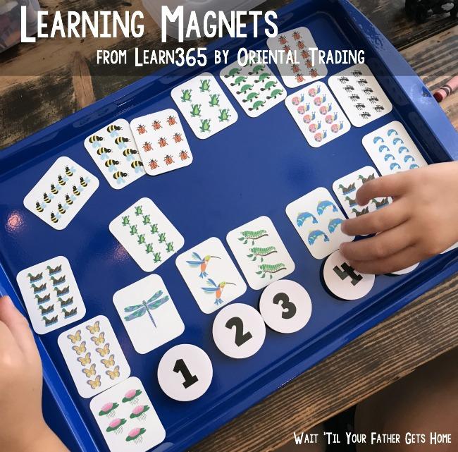 Curriculum Ideas with Learn365 by Oriental Trading #homeschool #OrientalTrading #Learn365 #ad #curriculum #prek #preschool #firstgrade