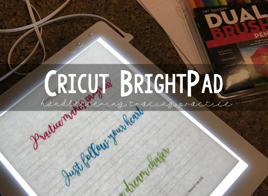 What's New with Cricut? | Cricut BrightPad