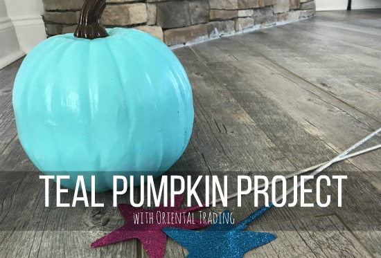 Teal Pumpkin Project | Oriental Trading