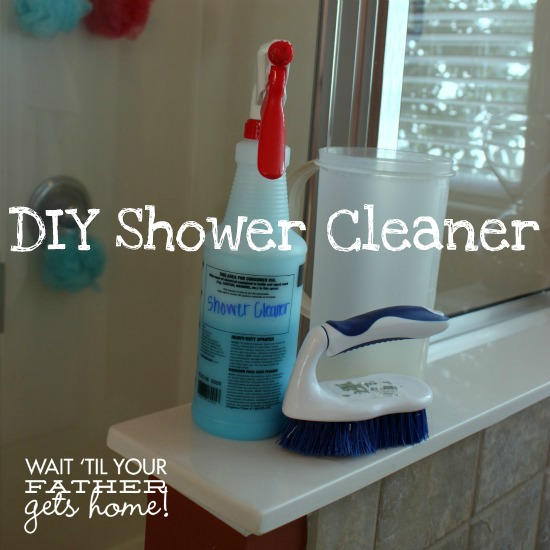 diy bathroom tile cleaner diy shower cleaner 18145